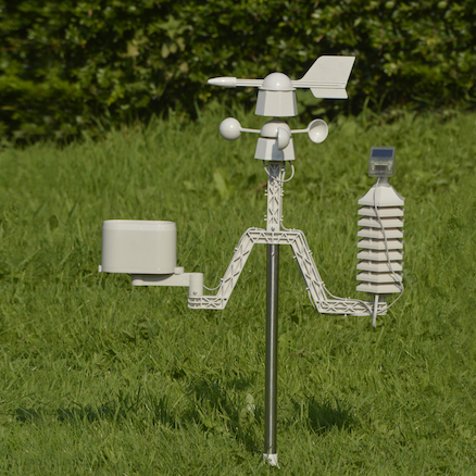 Datalogging Weather Station  large