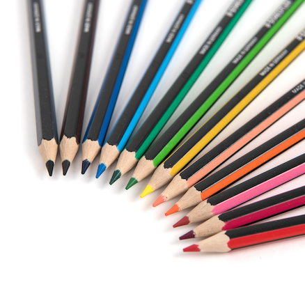 Staedtler® Noris Assorted Colouring Pencils  large