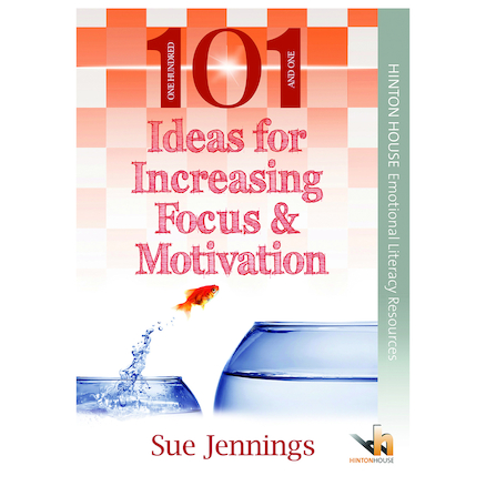 101 Ideas for Increasing Focus and Motivation Book  large