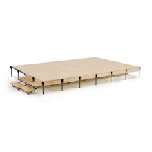 3m x 4.5m 24 Panel Stage Kit  medium