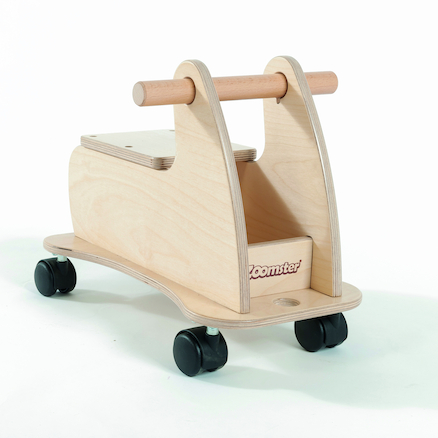 Wooden Any Direction Zoomster Trike  large