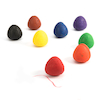 Chubbie Egg Crayons Assorted 8pk  small