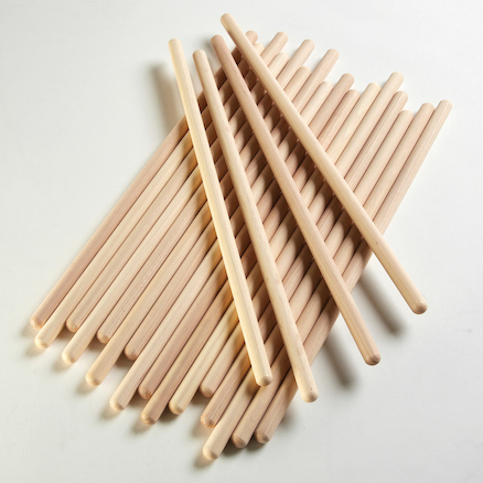 Rhythm and Dance Sticks 20pk  large