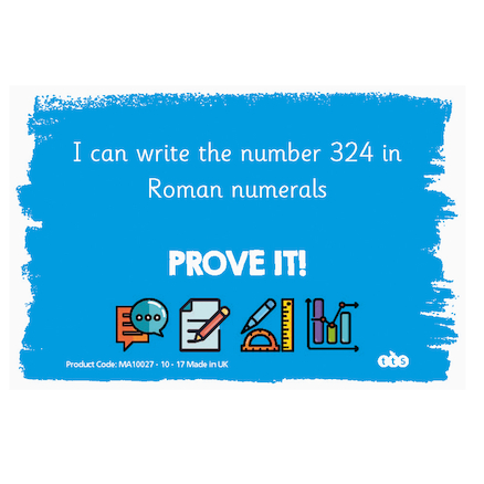 Prove It Activity Cards Year 4 100pk  large