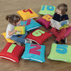 1\-10 Number Cushions  small