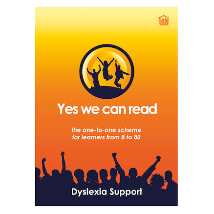 Yes We Can Read Phonics Reading Scheme Book  large