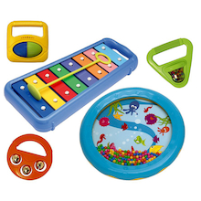 Toddler Music Orchestra Kit 5pk  medium