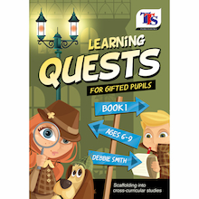 Learning Quest Activities For Gifted Pupils Books  medium