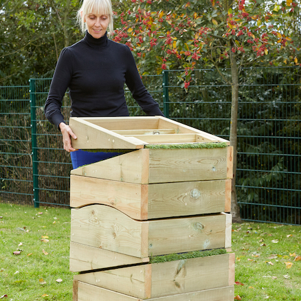 Outdoor Climb and Crawl Boxes  large