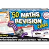 Dry Wipe KS2 Maths Revision Cards 50pcs  small
