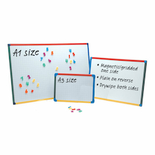 Drywipe Magnetic Whiteboard  medium
