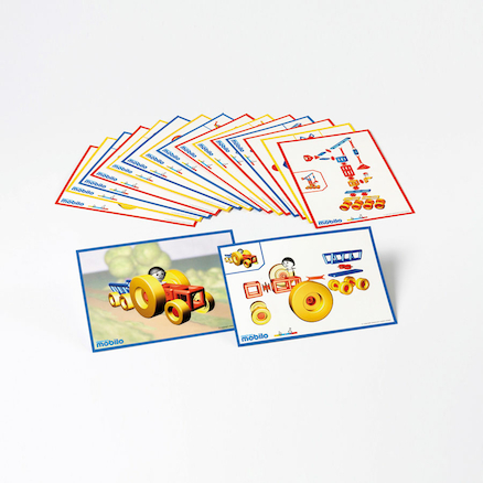 Mobilo Building and Construction Work Cards  large