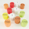Foam Place Value Counters Teacher Version 120pcs  small