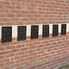 Outdoor Wall Alphabet Rubbing Plaques 7pk  small