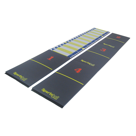 Junior Standing Triple Jump Mat  large