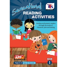 Sensational Reading Activities Teacher Guide   medium