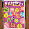 No Bullying Playground Sign  small