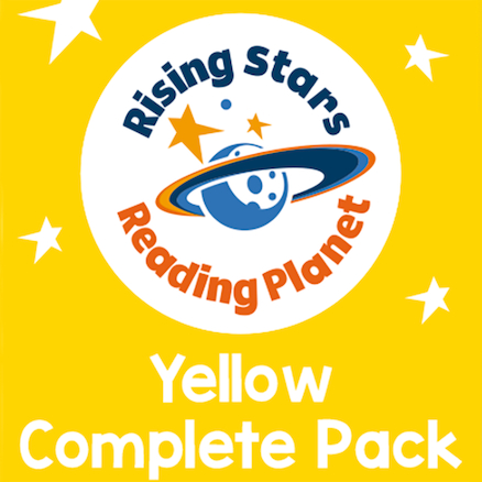Reading Planet Yellow Complete Pack  large