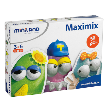 Monster Maximix Construction Set 50pcs  large