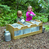 Outdoor Triple Storage Tubs  small