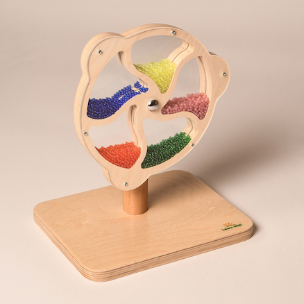 Rotating Bead Wheel  large