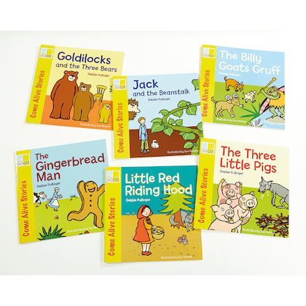 Traditional Tales Story Book Set  large