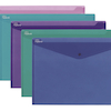 Snopake Polyfiles A3 Electra Assorted 5pk  small