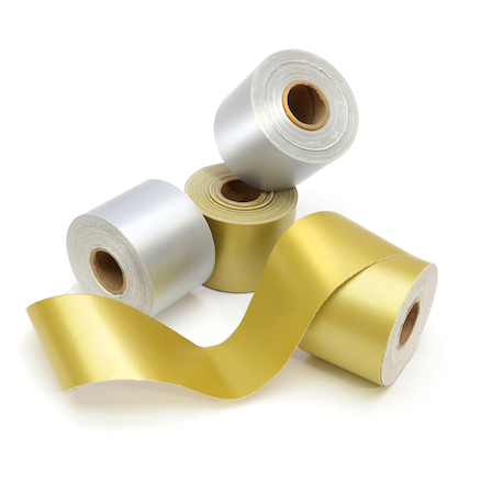 Metallic Poster Paper Border Rolls  large