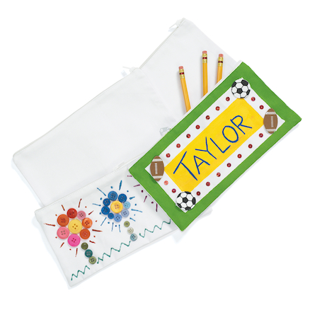 Decorate Your Own Pencil Case  large