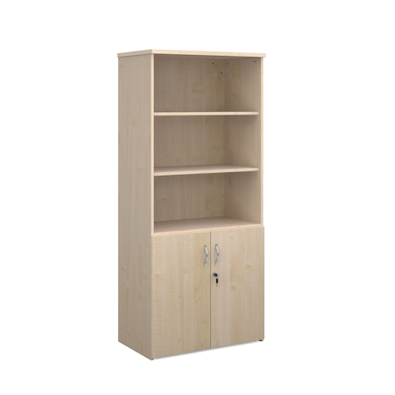 Cupboard and Shelving Combination Units  large