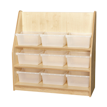 Kubbyclass Bookcase  medium