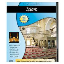 Islam Teaching Resources CD ROM  medium