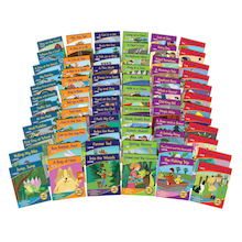 Decodable Fiction Book Collection  medium
