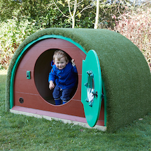 Outdoor Mini Explorer's Play House  medium