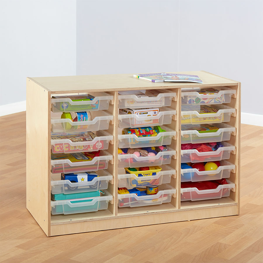 Buy essentials indoor wooden storage unit tts - Storage units for small spaces collection ...