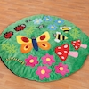 Back to Nature Snuggle Floor Mat  small