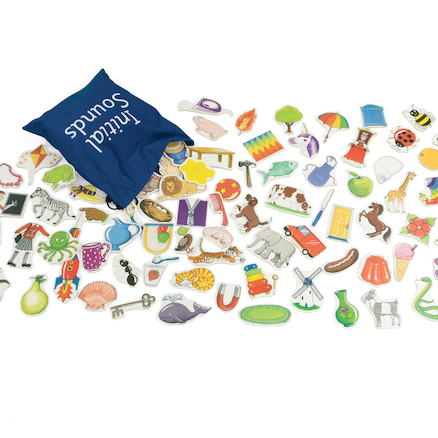 Phonics Initial Sounds Pieces  large
