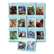 Alba Series Catch Up Phonic Reading Decodable Book Pack 12pk  medium