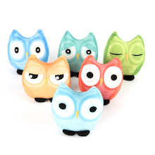 Owl Bean Bags 24pk  medium