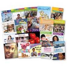 PSHE Book Pack KS2 20pk  medium