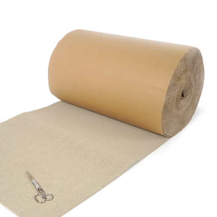 Corrugated Cardboard Roll 70cm x 70m  large