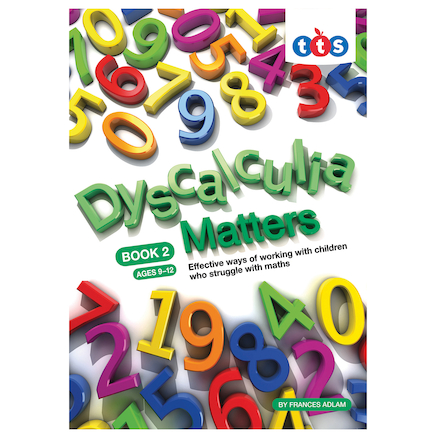 Dyscalculia Matters Activity Book Ages 9\-12  large