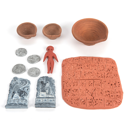 Ancient Sumer Artefacts Pack  large