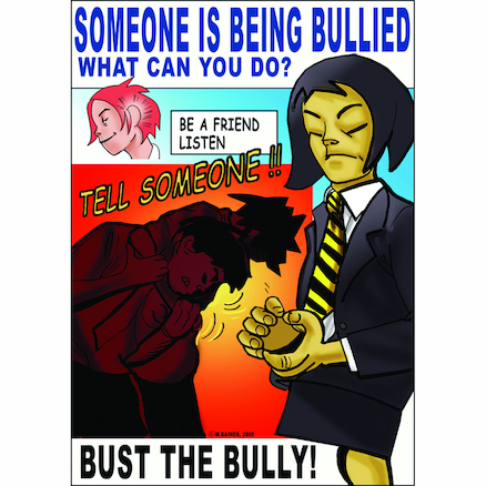 KS3 Bullying Poster  large