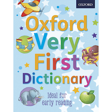 Oxford Very First Dictionary  medium