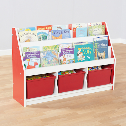 Valencia Tiered Book Storage Units  large