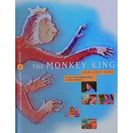 Buddhist Tales DVD and Teachers Guide KS1  large
