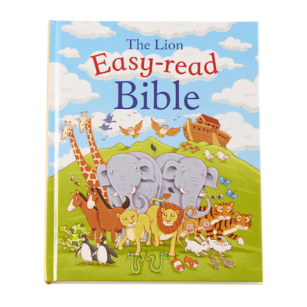 Large Illustrated Beginners Bible  large