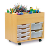 4 Bay Kinderbox with Trays  small