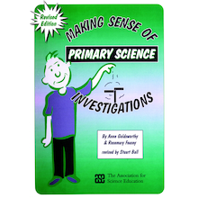 Making Sense of Science Investigations Book  medium